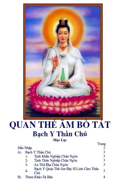 Bach Y Than Chu