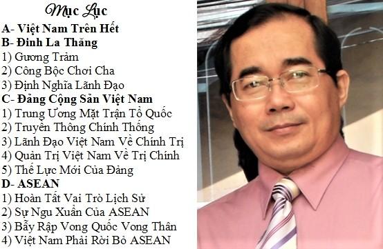 Những Vấn Đề Khẩn Cấp Của Việt Nam