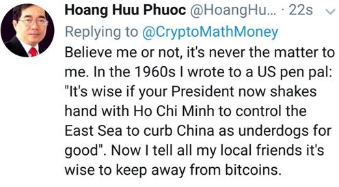 Hoàng Hữu Phước và Bitcoin4